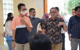 SKP Aminudin Ma'ruf Gelar Rapid Test untuk Mahasiswa - JPNN.com