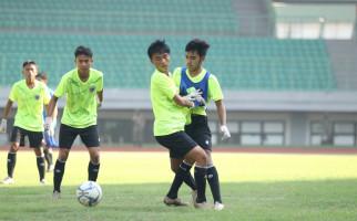 Ketum PSSI Pantau Langsung Latihan Timnas U-16, Begini Katanya - JPNN.com