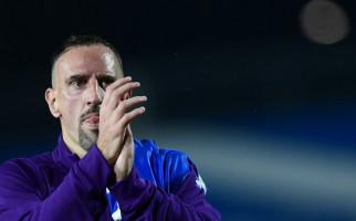 Sialnya Franck Ribery - JPNN.com