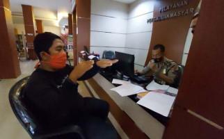 Dikejar Begal Bersenpi, Perempuan Hamil 7 Bulan Terjatuh dari Boncengan Suami, Begini Akhirnya - JPNN.com