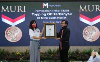 Istimewa, Meikarta Meraih Rekor MURI - JPNN.com