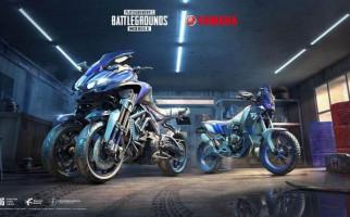 Asyik! Moge Yamaha Bisa Dimainkan di PUBG Mobile - JPNN.com
