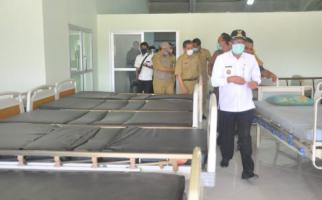 15 RS Rujukan Covid-19 sudah Melebihi Kapasitas, Pasien akan Dipindahkan ke Stadion - JPNN.com