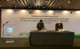 PT PP Infrastruktur Tandatangani Fasilitas Pembiayaan Senilai Rp420 Miliar - JPNN.com