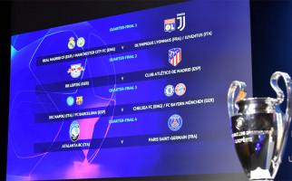 Hasil Undian Perempat Final Liga Champions, El Clasico Bisa Terjadi di Semifinal - JPNN.com