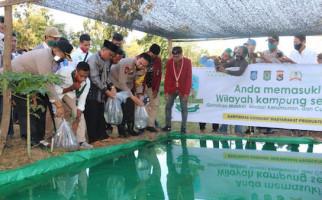 Irjen Iqbal Dorong Pemuda NTB Berkontribusi untuk Desa di Tengah Pandemi - JPNN.com