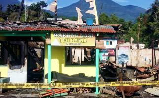 Penyebab Kebakaran di Pasar Kebun Raya Cibodas - JPNN.com