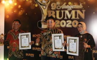 Rekind Diganjar 3 Penghargaan dalam Anugerah BUMN Award 2020 - JPNN.com