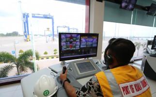 Layanan Cargo di Kuala Tanjung Multipurpose Terminal Terus Tumbuh - JPNN.com