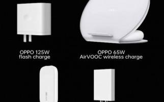 Oppo Rilis 125W Flash Charge yang Bisa Isi Daya HP Hingga Penuh Cuma 20 Menit - JPNN.com