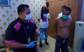 Residivis Kasus Pembunuhan Kembali Berulah, Siram Air Keras ke Wajah Tamsi - JPNN.com