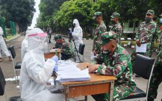 Sesuai Arahan Jenderal Andika, 155 Perwira Secapa AD Donorkan Plasma Darah ke RSPAD - JPNN.com