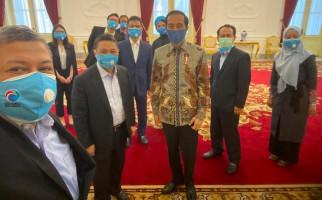 Pemerintah Akui Gelora, Anis Matta Temui Jokowi di Istana - JPNN.com