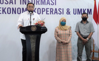 Berkat Program PEN, Usaha Debitur KUR Bank Mandiri Kembali Bangkit - JPNN.com