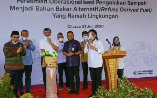 Semen Indonesia Manfaatkan Sampah di Kabupaten Cilacap Sebagai Bahan Bakar Alternatif - JPNN.com