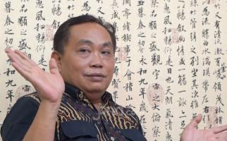 SBY Singgung Keterlibatan Moeldoko, Arief Poyuono: Jokowi Cuek aja Tuh - JPNN.com