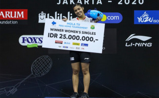 Gregoria Mariska, Gadis Wonogiri yang Berhak Dapat Rp 25 Juta - JPNN.com