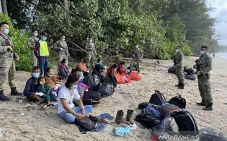 Tentara Malaysia Kembali Tangkap WNI, Kali Ini 13 Pria dan 5 Wanita - JPNN.com