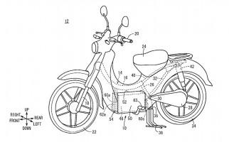 Honda Super Cub Akan Disulap jadi Motor Listrik - JPNN.com