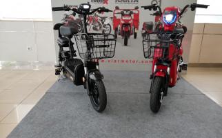 Viar Meluncurkan Dua Sepeda Listrik, Sebegini Harganya - JPNN.com