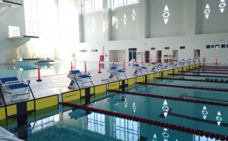Intip Kemewahan Arena Aquatic PON XX di Papua, Karya Waskita yang Berstandar Olimpiade - JPNN.com