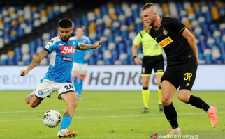 Napoli Terancam Tak Diperkuat Pemain Ini Saat Melawat Barca - JPNN.com