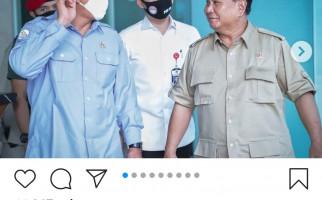 Prabowo Subianto: Tukang Bersih-Bersih Rumah Saya Sekarang Jadi Menteri - JPNN.com