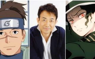 Pengisi Suara 'Naruto' Positif Covid-19, Begini Kondisinya - JPNN.com
