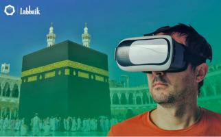 Obati Rindumu ke Tanah Suci lewat Labbaik Virtual Tour - JPNN.com