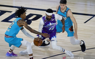 Utah Jazz Petik Kemenangan Kedua di NBA Restart - JPNN.com