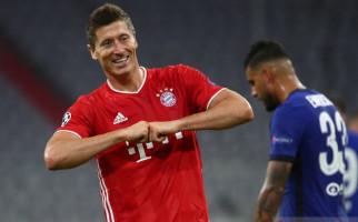 Messi Atau Lewandowski Pemain Terbaik di Champions? Muller Bilang Begini - JPNN.com