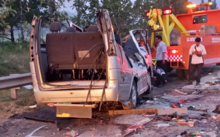 Firasat Sueni Sebelum Kecelakaan di Tol Cipali, Ranjang Emaknya Sudah Jadi - JPNN.com