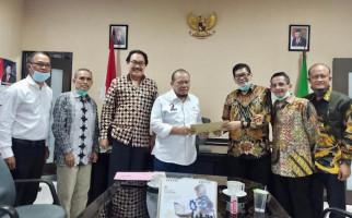 Bertemu Ketua DPD RI, Begini Harapan Pelaku Bisnis Kepelabuhan di Tanjung Perak - JPNN.com