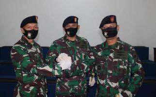 Sah! Kolonel Laut Rizky Prayudi Resmi Menjabat Komandan KRI Yos-353 - JPNN.com