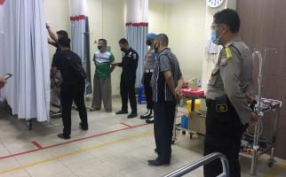 Polisi: Sebelum Meninggal, Hendri Alfred Bandar Sabu-Sabu Mengeluh Asma - JPNN.com