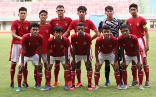 Athallah Akui Timnas Indonesia U-16 Sedikit Kurang Percaya Diri Saat Lawan POR UNI Bandung - JPNN.com