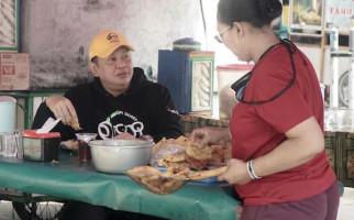 Bertemu Pedagang Nasi Pecel, Bamsoet Dorong UMKM Berjualan Lewat Online - JPNN.com