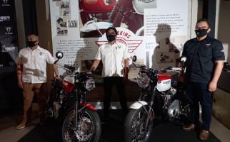 5 Motor Baru Triumph Diharapkan Genjot Penjualan Semester II - JPNN.com