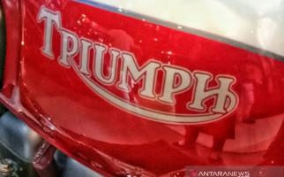 Penjualan Triumph Meningkat Saat Pandemi - JPNN.com