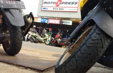 Gajah Tunggal Kembangkan Ban Baru Zeneos untuk Yamaha Nmax - JPNN.com