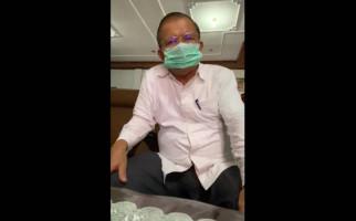 Lewat Video, Bupati Ali Mukhni Sampaikan Kabar Buruk, Ini Bukan Aib - JPNN.com