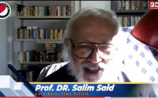 Prof Salim Said Bandingkan Kepemimpinan Soeharto, Soekarno dan Jokowi - JPNN.com