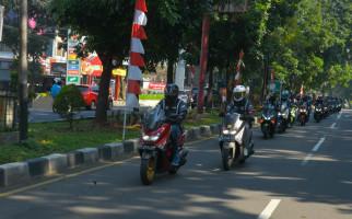 JMC Gelar Touring Merdeka 2020 Sembari Menjalankan Misi Sosial - JPNN.com