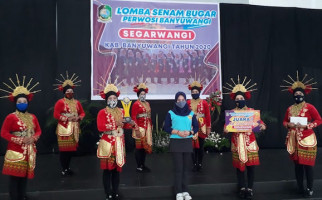 Jalasenastri Lanal Banyuwangi Menangkan Dua Lomba Sekaligus, Ny. Vica: Saya Bangga! - JPNN.com