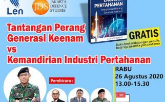 Empat Perusahaan Kompak Termasuk PT LEN dan PT Pindad Dorong Industri Pertahanan Berdaya Saing - JPNN.com