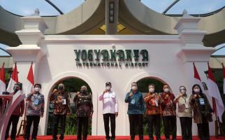 Bangun Airside Bandara Yogyakarta Tercepat, PT PP Raih 3 Penghargaan MURI - JPNN.com