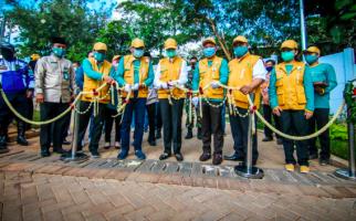 Penuhi Layanan Air Minum di Tangsel, Anak Usaha PT PP Resmikan SPAM Angke Kapasitas 240 Lps - JPNN.com