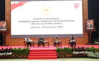 Gagasan MPR Membentuk Majelis Syuro Dunia Mendapat Dukungan dari Akademisi - JPNN.com
