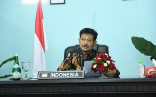 Mentan Tegaskan Komitmen Indonesia Menjaga Ketahanan Pangan di Tengah Pandemi - JPNN.com