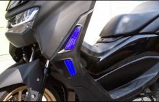 Lampu Sein LED Tipe Airflow untuk All New Nmax, Ganteng Maksimal - JPNN.com